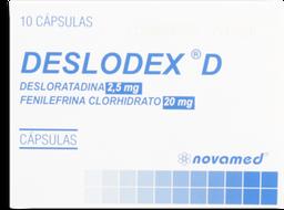 Deslodex D Cjx10Cap Nvm