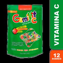 Gumivit Vitamina C Gma Bolx 12 Sob