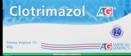 Clotrimazol Cr Vag 1%  Tbox40G Lfc