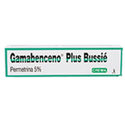 Gamabenceno Plus 5% Cr Tbox60G Bss
