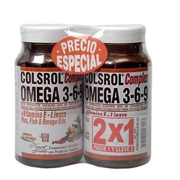 Kit Omega 3-6-9 Complex Fcox60Sofge