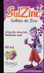 Sulzinc 2Mg Fcox80Ml Hx7