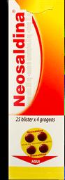 Neosaldina 300/30/30Mg Blister X 4 Gragea