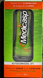 Medicasp Shampoo 2% Fcox100Ml Gnm
