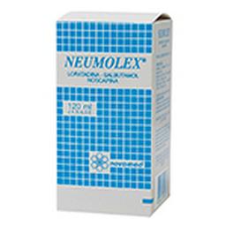Neumolex 5-2.5-2.4Mg/5Mljar Fcox120Ml