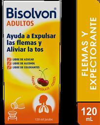 Bisolvon Adultos 8Mg/5Ml X 120Ml. Flemas Y Expectorantes