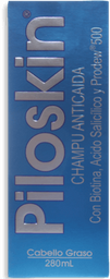 Piloskin Champu Graso Fcox280Ml Skin