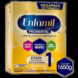 Fórmula infantil Enfamil Premium Etapa 1 x 1650g
