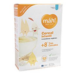 Cereal Infantil Mah Tres Cerales+8 Cjx21