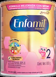 Enfamil Premium Etapa 2 Fórmula Infantil 800g