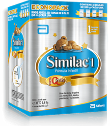Similac 1 Prosens 0-6Mes Cjx1400G Abt