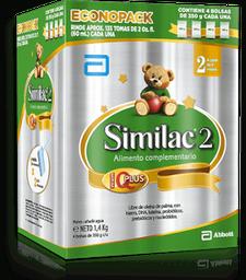 Similac 2 Prosens 6-24Mes Cjx1400G Abt