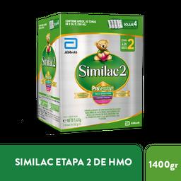 Similac Etapa 2 HMO Caja X 1400G