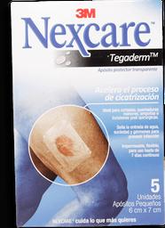 Nexcare Aposito Tegaderm 6X7Cm Cjx5Un 3M