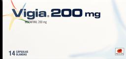 Vigia 200Mg Cjx14Cap Pop
