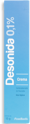 Desonida 0.1% Cr Tbox15G Sph