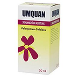 Umquan Gotas Sol Oral Fcox20Ml