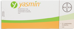 R-Yasmin 3Mg/0.03Mg Cjx21Comp Shg