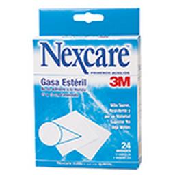Gasa Esteril 15X15Cm Nexcare Cjx24Und 3M