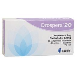 Drospera 20 3/0.02Mg Cjx28Trp Exe