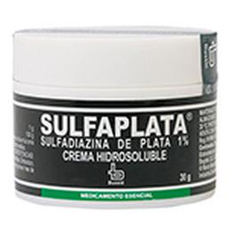 Sulfaplata 1% Cr Potx30G Bss