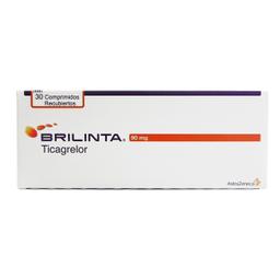 Brilinta 90Mg Cjx30Comp Azn