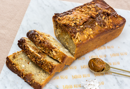 Cocada Banana Bread grande: