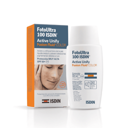 Isdin Foto Active Unify Fluido Color 50Ml