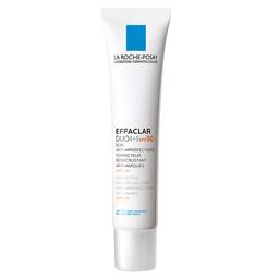 Tratamiento Effaclar Duo [+] La Roche-Posay Spf 30 40 Ml