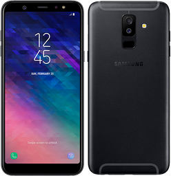 A6Plus 32Gb Negro Samsung Galaxy