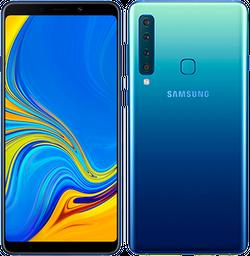 A9 2018 LTE 128 GB Lemonade Azul Samsung Galaxy