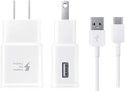 Samsung Fast Charger Travel Adapter Type-C Blanco