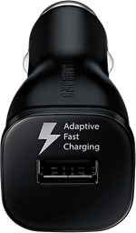 Samsung Car Adapter Fast Charger Negro