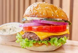 Burger Bites Combo