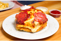 Bi-Food Burguer Pizza