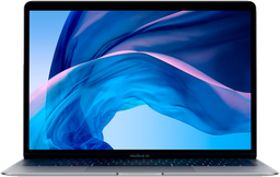13-inch MacBook Air: 1.6GHz dual-core Intel Core i5, 128GB