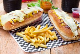 Combo Perros Cheese Dogs