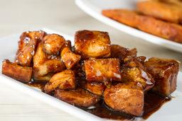 Pollo en Salsa Teriyaki