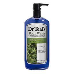 Jabón líquido de eucalipto y menta