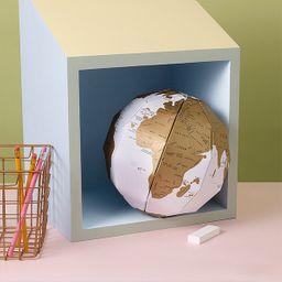 """Mapa """"Scratch Globe"""""""