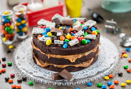 Torta Chocolate M&M