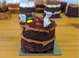 Torta Chocolate M&M