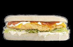 Sándwich Sub Apanado Colombiano