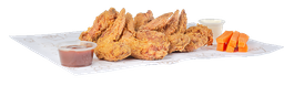 Wings x 10 Piezas