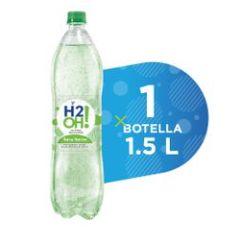 Bebida H2O 1,5 lts