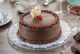 Torta de Chocolate Tradicional