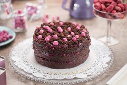 Torta de Chocolate y Mora