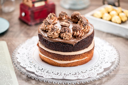 Torta de Chocolate Nutella®
