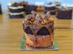 Torta de Chocolate Nutella