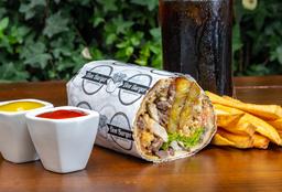 Pepito Don Burger (15cm) + PAPAS A LA FRANCESA